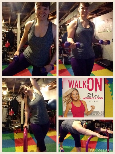 Fitness Recap With Pictures From Last Week Empowermoms