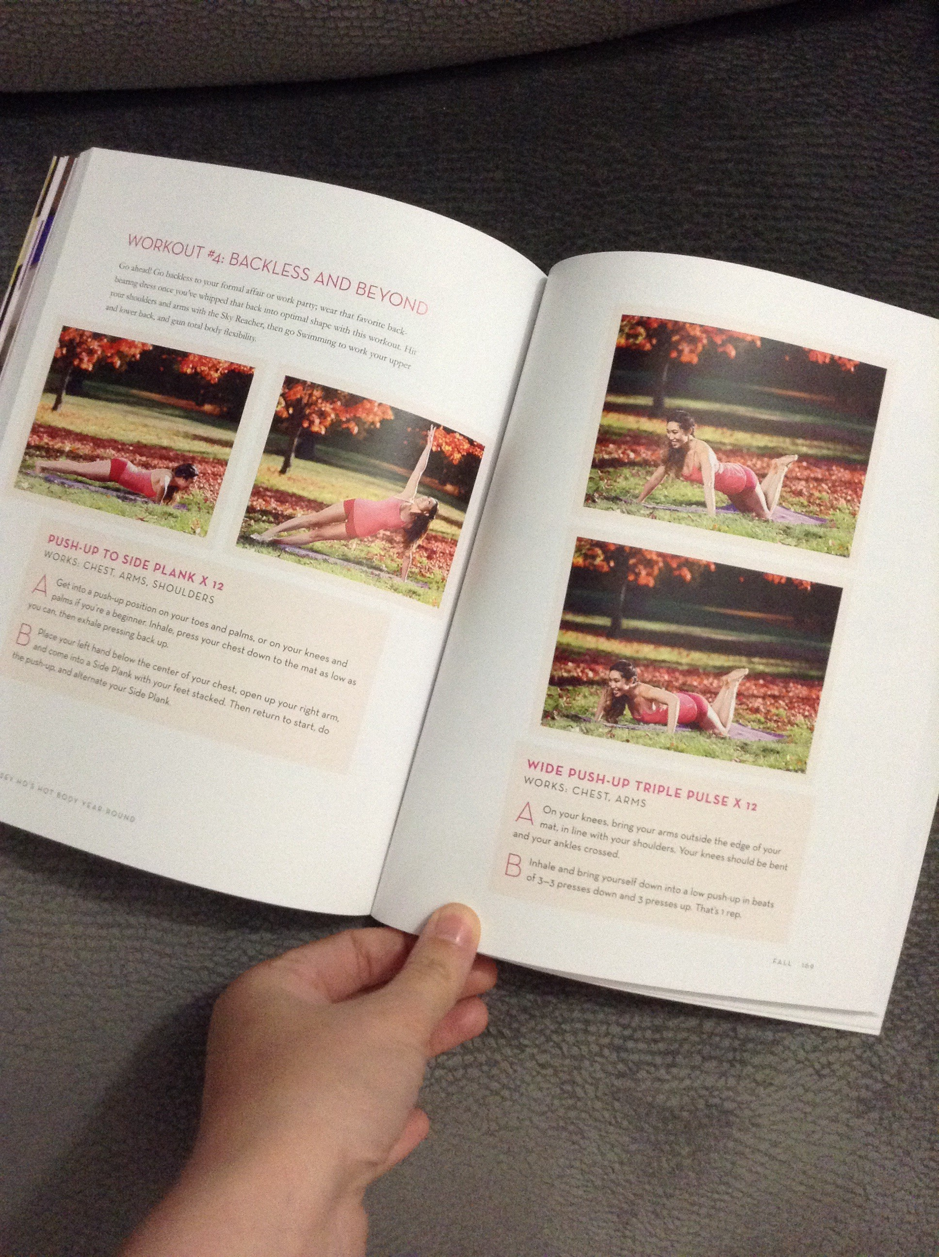 cassey ho u0027s body year round u2013 book review for workout