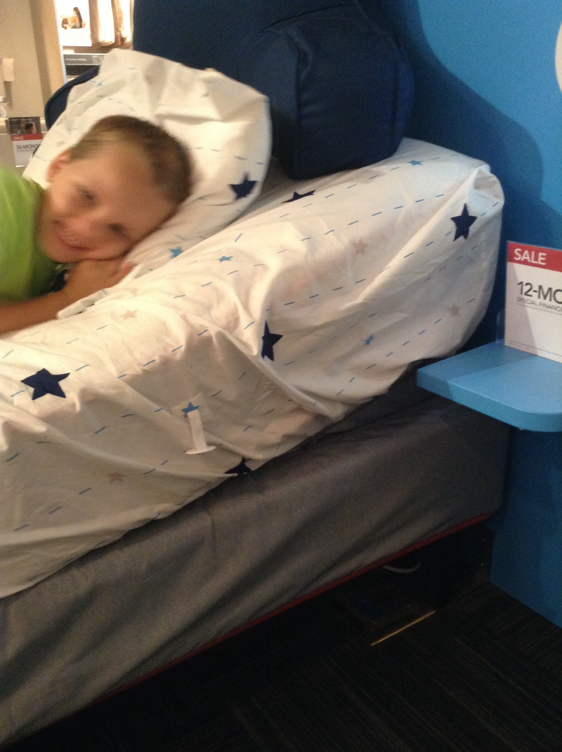 Sleepiq Kids Bed By Sleep Number Review For Smiley360