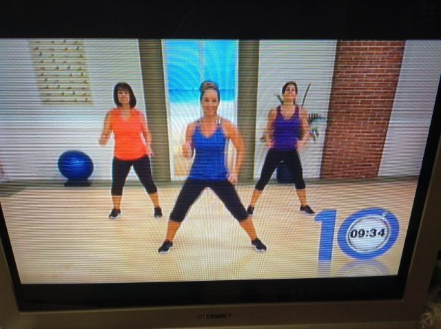 """Walk on: 10 Minute Quick Walk Mix"""" with Jessica Smith *new fitness"""