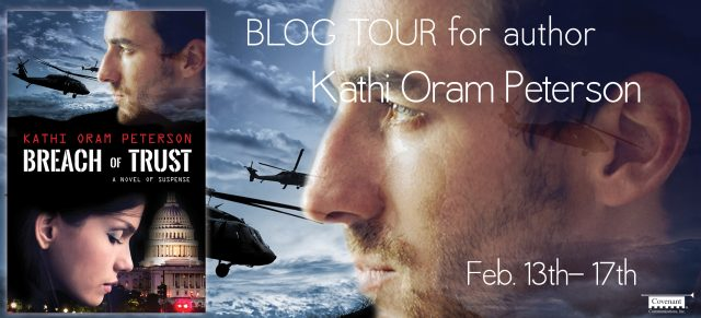 Breach of Trust Blog Tour Banner